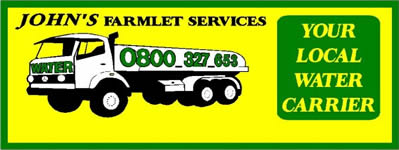 Water, Household Water, Water Delivery, Firewood - John's Farmlet Services